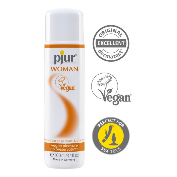 PJUR WOMAN VEGAN 100 ML