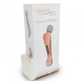 NAOMI WAND LUXURY EDITION MASSAGE + BRACELETE DE REGALO