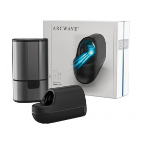 Arcwave  Ion-stroker with pleasure air